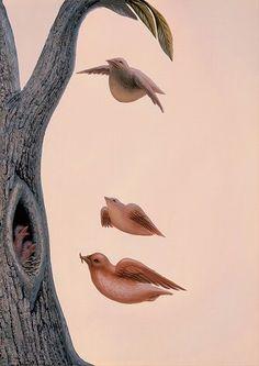 Mulher natureza #Ilusão de ótica #desenho #jogos