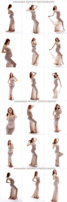 Transitional Pregnancy Photography by Ana Brandt Maternity Photography | Ana…