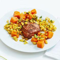 Hüftsteaks karibische Art Pot Roast, Ethnic Recipes, Food, Good Things, Food Food, Ideas, Carne Asada, Roast Beef, Essen