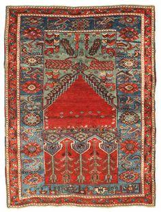 Taspinar rug 4′x5′3″