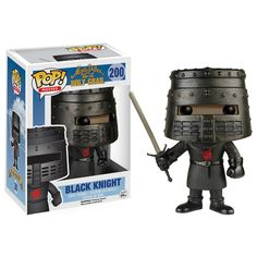 Movies Pop! Vinyl Figure Black Knight [Monty Python and the Holy Grail]