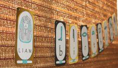 Egypt themed birthday party - Has cute ideas for signs