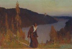 Silence - Mikhail Nesterov