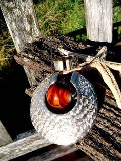 Metalclay lampwork