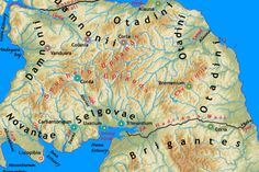 The Antonine Wall ran along Scotland's Central Belt and further south, but…