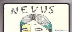 #illustration #draw #drawing #marker #girl #blue #hair #indie #moleskine