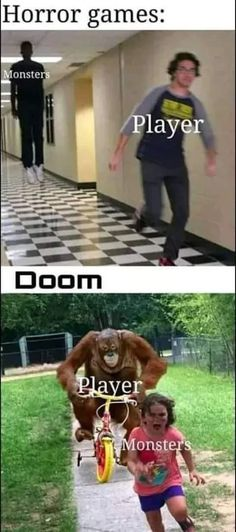 Funny Animal Jokes, Very Funny Jokes, Crazy Funny Memes, Really Funny Memes, Stupid Funny Memes, Funny Laugh, Funny Relatable Memes, Video Games Funny, Funny Video Memes