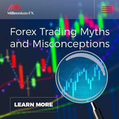 The world of forex is swirling with myths and misconceptions. It doesn't matter if you are an amateur or an experienced trader. Financial News, Forex Trading, Investing, Neon Signs, Learning, Tips, Blog, Studying, Blogging