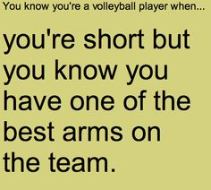 Ugh im and i hate it and whenever i complain that i'm shirt my friends think i'm being ridiculous Volleyball Jokes, Volleyball Problems, Volleyball Motivation, Volleyball Workouts, Coaching Volleyball, Volleyball Setter, Volleyball Photography, Volleyball Inspiration, Girls Basketball