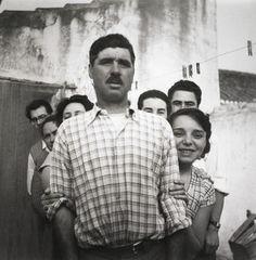 Fernando Lemos 'Os pais de Vespeira e amigos 1941'