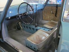 1953 Porsche Bent WIndow 356 Pre A Outlaw
