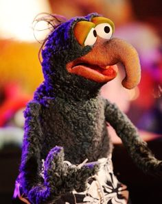 There's a brand new episode of The Muppets today at 8:30 7:30c on ABC. You HAVE to watch until the end! Trust me. Gonzo, February 2016
