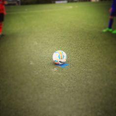 Der Ball - vor der unglücklichen Niederlage. #FussballMitBiss #Fußball #Fussball  #Sponsoring #prodente #trikotsponsoring #werbung #zähne #zahngesundheit #Spieltag #Aufstieg #Rückrunde #Aufstiegsrunde #Soccer #Football #matchday #match #prodente #Kunstrasen #U13 #DJugend #field #goal #whistle #kickoff #Ball #matchBall #derbystar