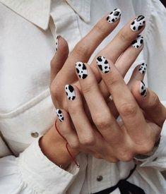 summer nails ideas 2021#nails#nail#nailart#acrylicnaildesignsforsummer#nail2021#summernail#summernailscolorsdesigns#acrylicnaildesignsforsummer Cute Gel Nails, Sexy Nails, Funky Nails, Pretty Nails, Best Acrylic Nails, Acrylic Nail Designs, Ongles Beiges, Cow Nails, Nagellack Design