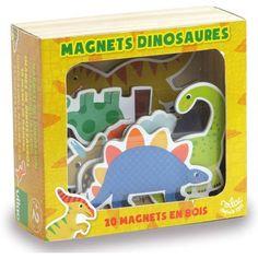 Dinosaurus magneten - Vilac