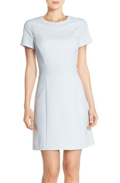 Marc New York Stretch Fit & Flare Dress