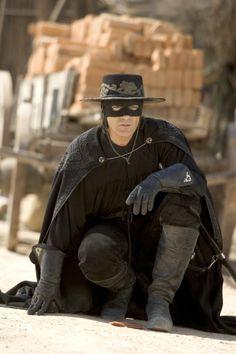 Antonio Banderas in Zorro
