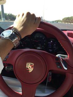 Porsche in the rain Maserati, Ferrari F40, My Dream Car, Dream Cars, Audi R8, F12 Berlinetta, Lux Cars, Auto Motor Sport, Car Goals