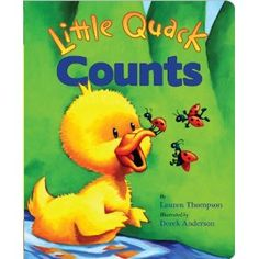 Little Quack books are so cute