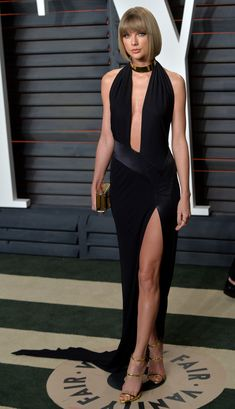 Taylor Swift à la soirée Vanity Fair 2016