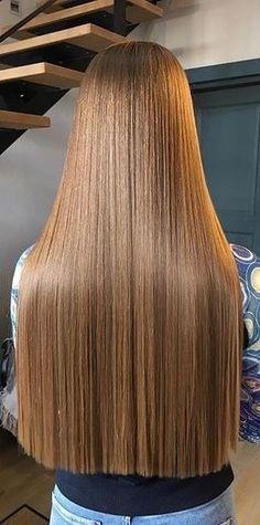 Long Blunt Hair, Edgy Long Hair, Long Silky Hair, Long Brown Hair, Super Long Hair, Long Layered Hair, Long Hair Cuts, Long Hair Styles, Brown Hair Looks