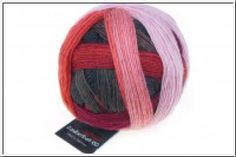 Strickparadies - Zauberball®100 2305_ Red to Go