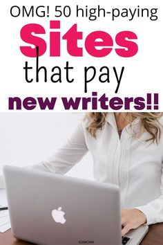 These fifty totally high-paying sites, up to $1k, for freelance writers. Get paid to write and work from home online! Easy Online Jobs, Easy Money Online, Online Writing Jobs, Freelance Writing Jobs, Business Motivation, Business Tips, Writing Tips, Article Writing, Creative Jobs