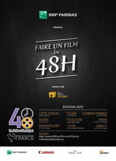 Faites un film en 48H ! | Banque BNP Paribas