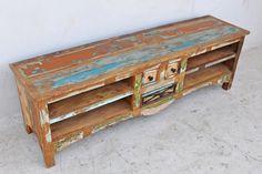 salvaged boat wood