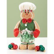 Ginger Chef Candy Holder