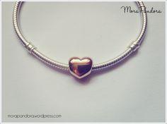 pandora rose heart close up edit