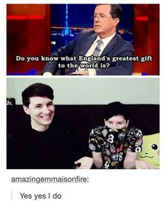 Okay so Dan is a ray of moonlight and Phil is a ray of sunshine like think about it moonlight is prettier but sunshine is cuter