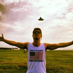 A proud son of the father in the sky. TFM.