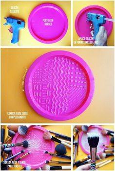 To minimize bacteria growth and keep your makeup brushes alive for longer, you…