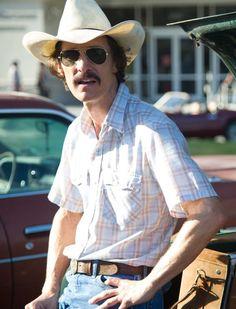 Watch Matthew McConaughey in the trailer for Dallas Buyers Club