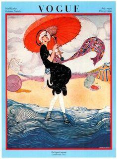 vogue Helen Dryden 1919