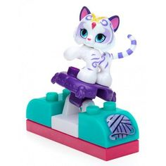 Mega Bloks Shimmer and Shine Pet Figure, Multicolor