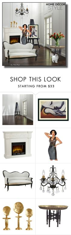 """""""ME !"""" by whitewolf ❤ liked on Polyvore featuring Crate and Barrel, Southern Enterprises, Home Decorators Collection, Bungalow 5 and LSA International"""