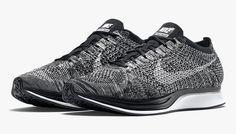 Kicks Deals – Official Website Nike Flyknit Racer Black/White - Kicks Deals - Official Website