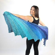 Ravelry: Arabella Shawl pattern by SKEINO LLC