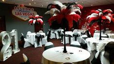 21st Birthday Party - Las Vegas theme - Picture of Genting Casino ...