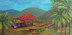 I Dream Of Cuba Painting by Alina Martinez-beatriz
