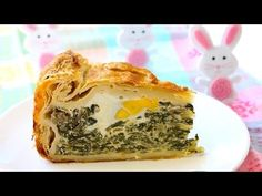 Italian vegetable Easter pie recipe - torta pasqualina - YouTube