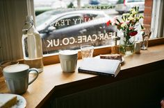Black Bear Cafe, Belfast. One of my favourite places here.