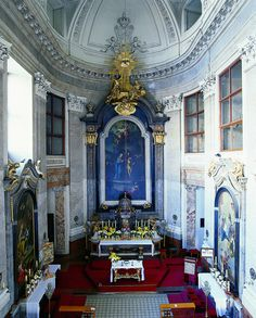 View to the marble high altar - Palace high altar Sissi, Wonderful Places, Beautiful Places, Heart Of Europe, Historical Monuments, Exotic Places, Vienna Austria, Jessica Rose, Monuments