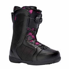 Ride Sage Snowboard Boots 1516 -- Black 2e97e9ce137
