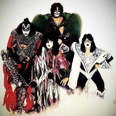 Bildresultat för ace frehley 1984