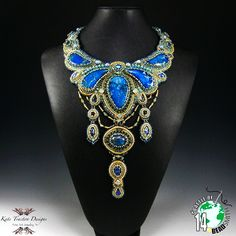 Beautiful necklaces from BOTB 2014 (I) | Beads Magic