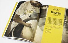 Bäckerei Ströck Katalog Bio-Tiefkühlsortiment Partner, Cover, Books, Wels, Catalog, Branding, Libros, Book, Book Illustrations