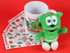 Gummibär The Gummy Bear Valentines Day Mug Bundle  by ImAGummyBear